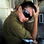 Israeli soldier girl 202
