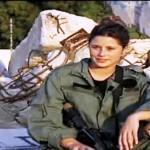Israeli soldier girl 208