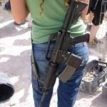 Israeli soldier girl 209