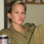 Israeli soldier girl 210