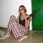 Israeli soldier girl 211