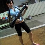 Israeli soldier girl 212