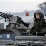 Israeli soldier girl 214