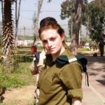 Israeli soldier girl 219