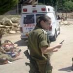Israeli soldier girl 220