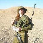 Israeli soldier girl 222