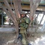 Israeli soldier girl 223