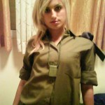 Israeli soldier girl 231