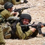 Israeli soldier girl 232