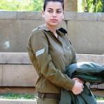 Israeli soldier girl 233