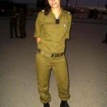 Israeli soldier girl 234