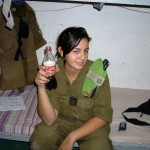 Israeli soldier girl 236