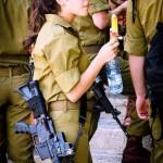 Israeli soldier girl 241