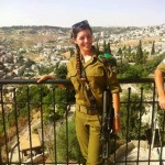 Israeli soldier girl 243
