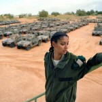 Israeli soldier girl 246