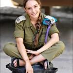 Israeli soldier girl 256