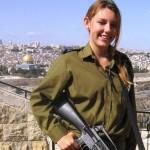 Israeli soldier girl 257
