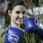 Israeli soldier girl 259