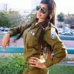 Israeli soldier girl 264