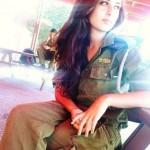 Israeli soldier girl 265