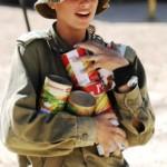 Israeli soldier girl 266