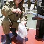 Israeli soldier girl 269
