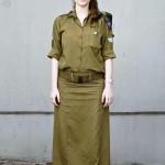 Israeli soldier girl 270