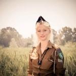 Israeli soldier girl 272