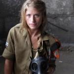 Israeli soldier girl 299