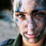 Israeli soldier girl 305