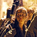 Israeli soldier girl 306