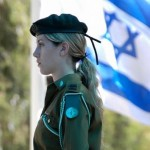 Israeli soldier girl 307