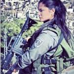 Israeli soldier girl 309