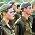 Israeli soldier girl 311