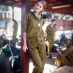 Israeli soldier girl 318