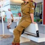 Israeli soldier girl 321