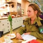 Israeli soldier girl 323