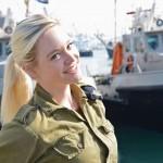 Israeli soldier girl 324