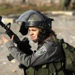 Israeli soldier girl 326