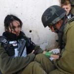Israeli soldier girl 327
