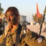 Israeli soldier girl 328