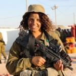 Israeli soldier girl 329