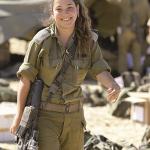 Israeli soldier girl 331