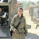 Israeli soldier girl 332