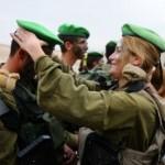 Israeli soldier girl 333