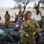 Israeli soldier girl 334