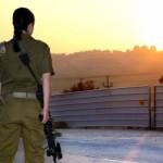 Israeli soldier girl 335