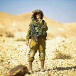 Israeli soldier girl 338