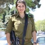 Israeli soldier girl 366