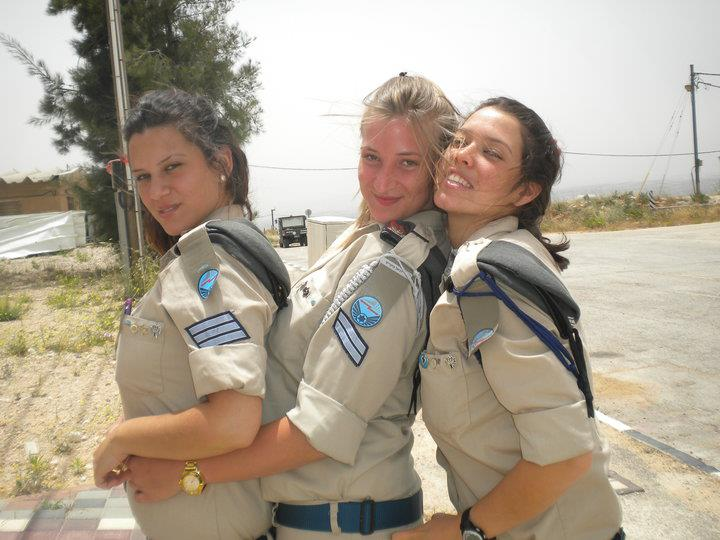 The gallery for --> Israeli Women Soldiers Scandal